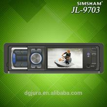 1 din coche reproductor de vídeo del coche mp3 del coche mp5