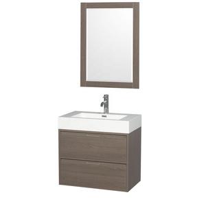 الحديثة الحائط الحمام خزانة الغرور مجموعة مع مرآة