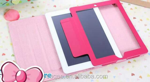 well protect phone rotating leather case for ipad mini 2