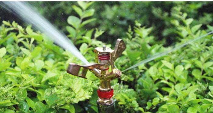 """цинка латуни перекачивают сад газоном орошения воды спринклерная насадка 1/2 """"3/4"""