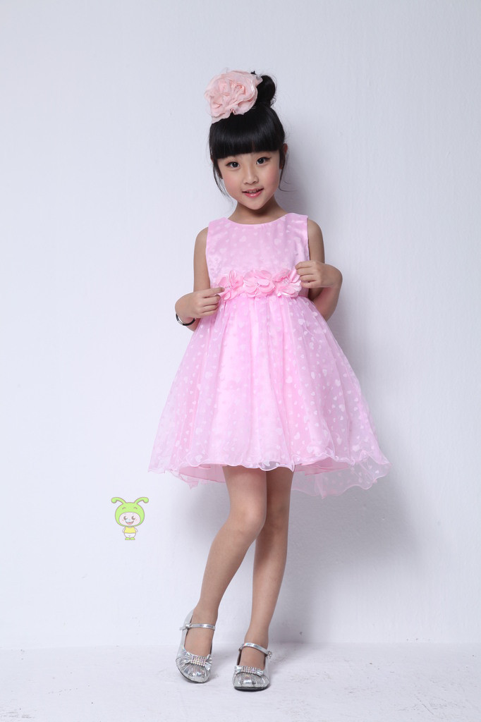 Kids Fashion Girls Kids Fashion Show Dresses
