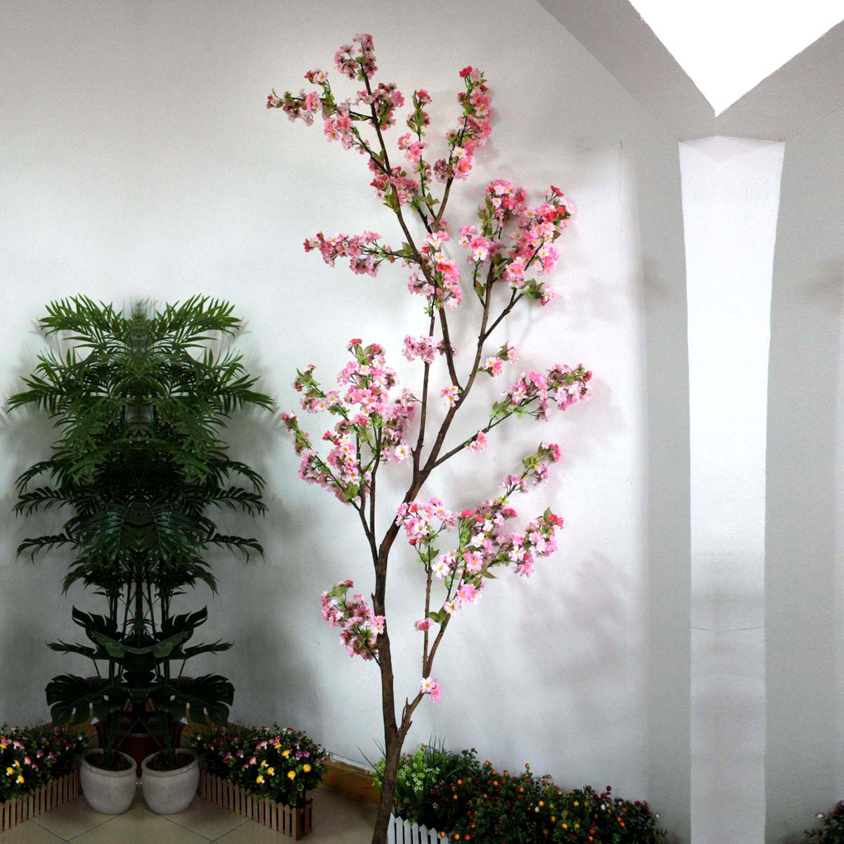 Gnw Bls020 Artificial Cherry Blossom Tree Branch For Decoration