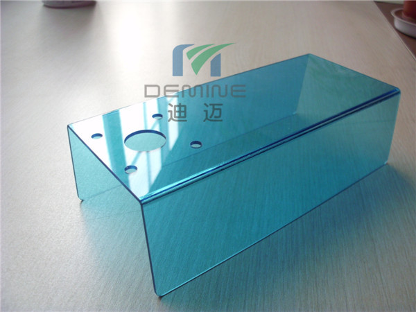 polycarbonate bending machine