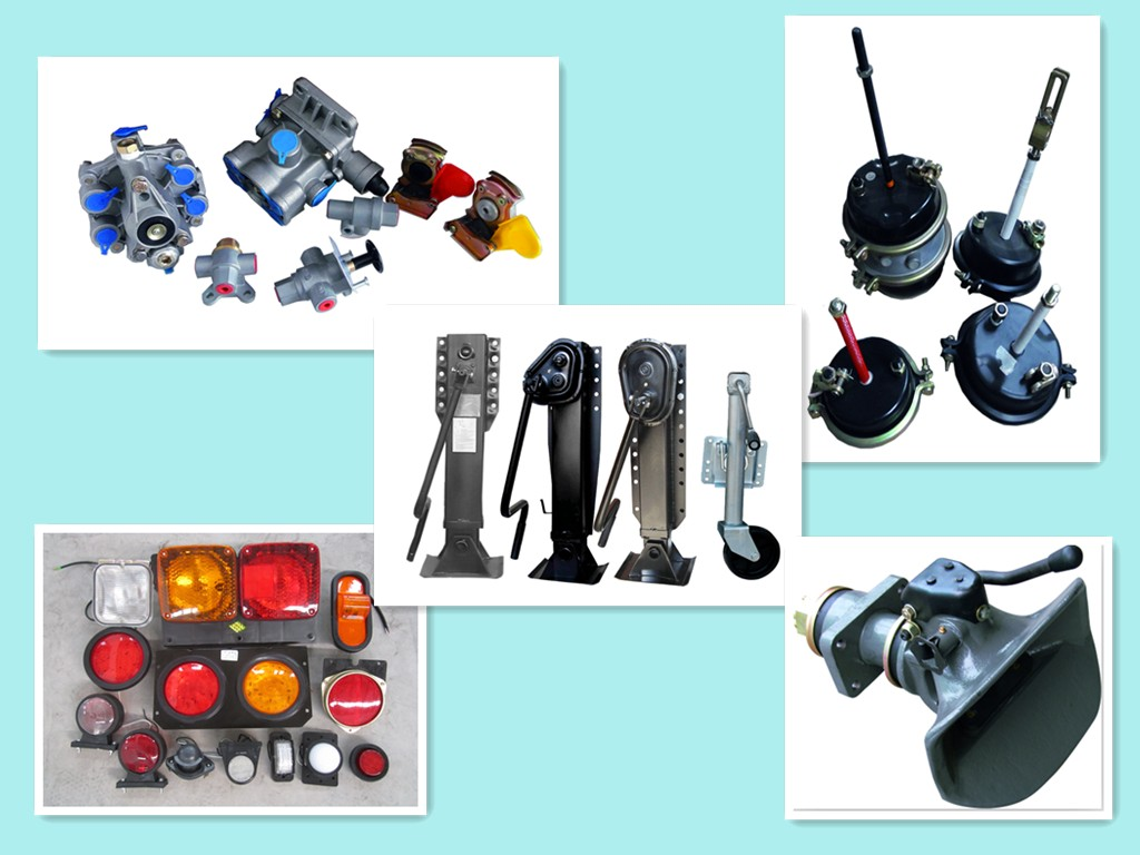 Tractor Spare Parts Oem : Tractor trailer parts litai good design oem truck