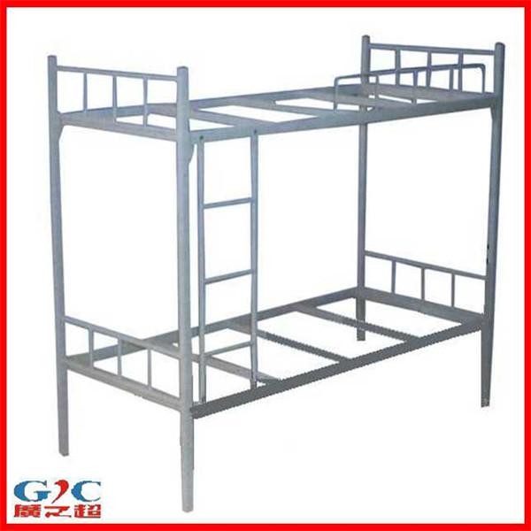 marque nouvelle pas cher acier cole dortoir reine lit superpos pour vente lit en m tal id de. Black Bedroom Furniture Sets. Home Design Ideas