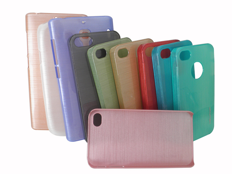 wholesale newest fashiong PC hard mobile phone case cover for huawei p6