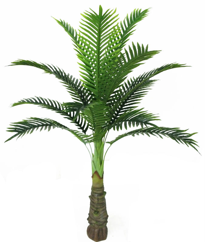 artificial date palm tree palm tree fan palm tree artificial tree decoration plant leaves with. Black Bedroom Furniture Sets. Home Design Ideas