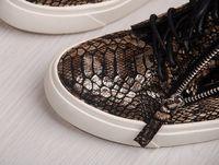 Женская обувь на плоской подошве GZ /drop 002
