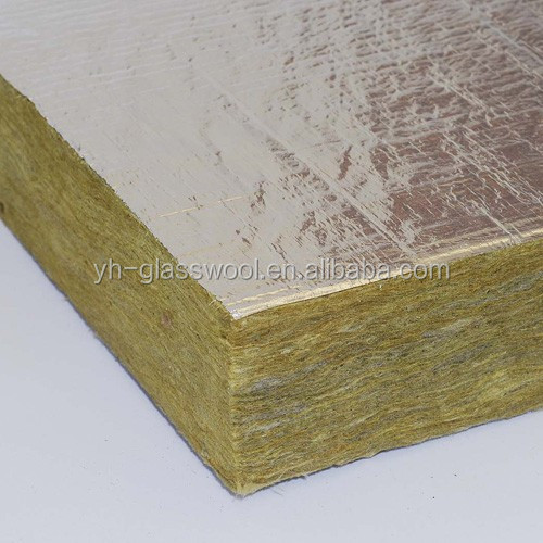 Rockwool Fiber Rock Wool Board Mineral Wool For Wall