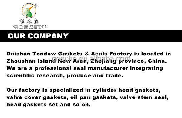 Gaskets for high temperatures