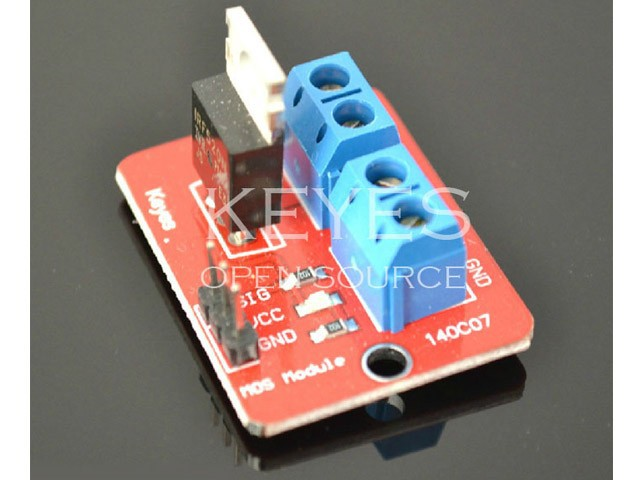 MOS Field Effect Tube Driver Module Development Board SCU ARM Raspberry pi UNO R3 diy rc electronic toys rpi beaglebone