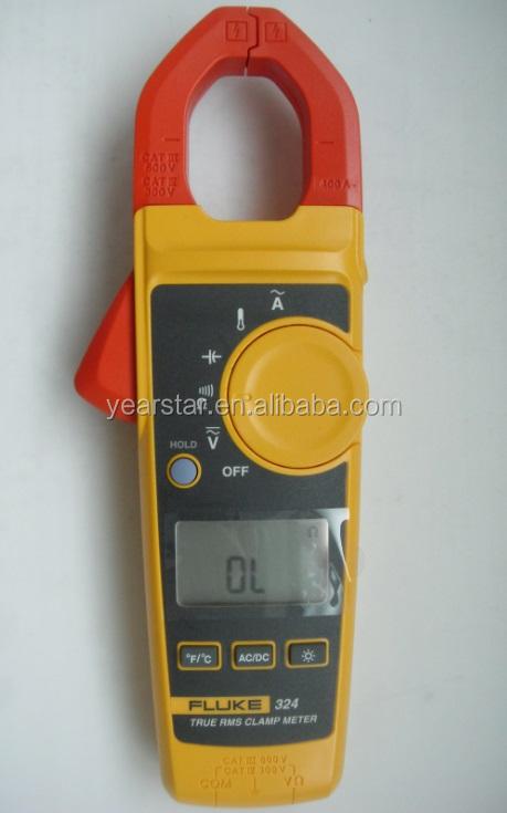 True Rms Clamp Meter Fluke 324 True-rms Clamp Meter