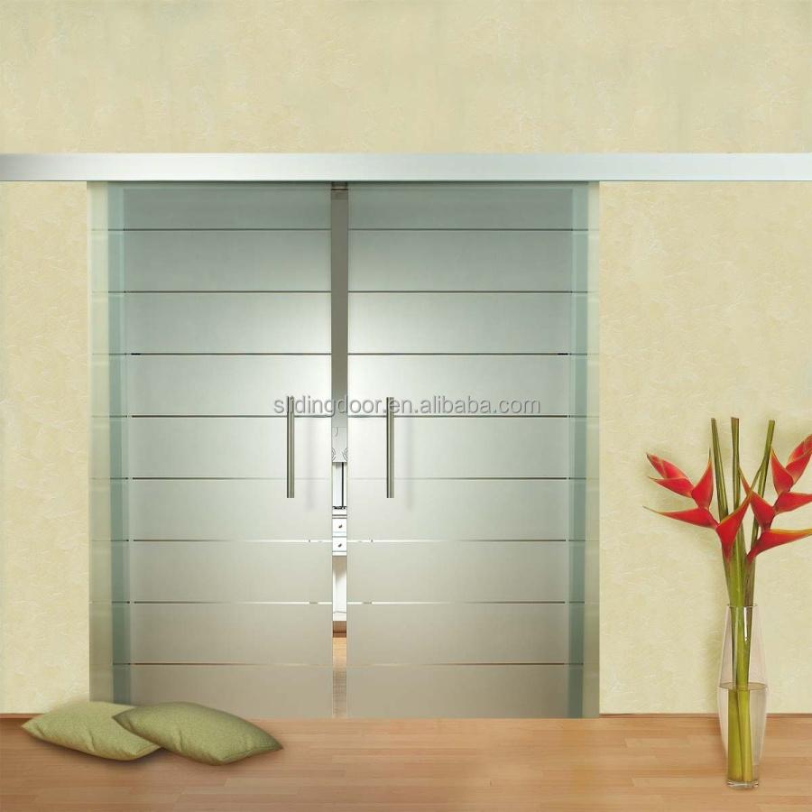 Toughened Glass Price Main Door Design Interior Sliding Tempered