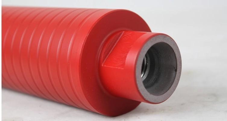 Купить Продвижение продажа Лазерной сварки 63*350*12 мм алмазные коронки основной бит для кондиционера красный кирпича сухой двойная скорость бурения