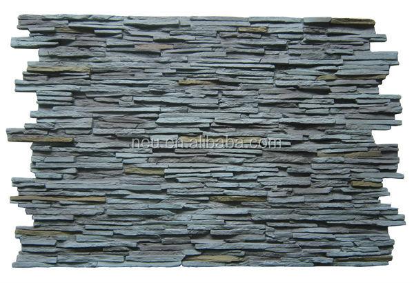 Styrofoam Rock Panels : Decorative d wall panel foam stone artificail rock