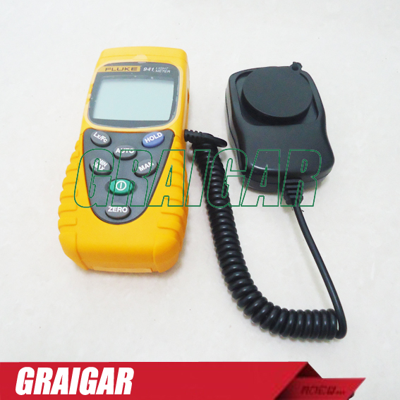 Fluke Digital Light Meter Fluke 941 Digital Lux Meter