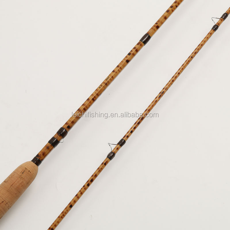 Wholesale hand made chinese bamboo fly fishing rod buy for Discount fishing rods