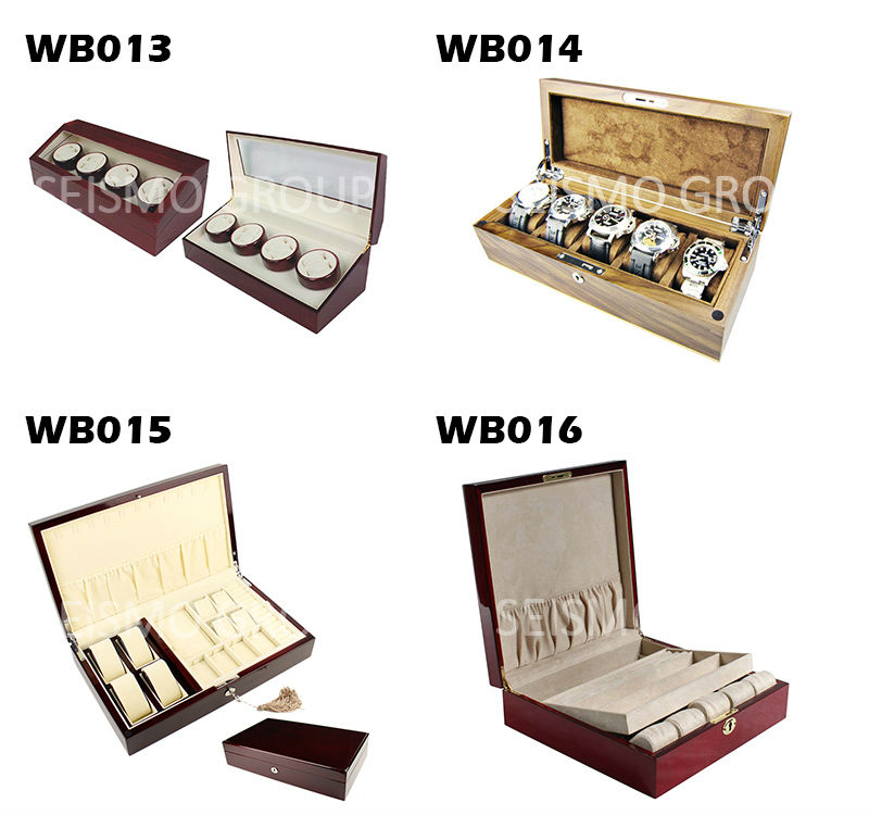 champagne wooden wine box