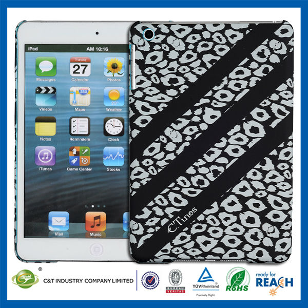 2014 new arrival hot sale leather case for ipad cover