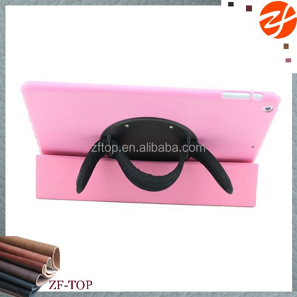 rotating cover for ipad air best leather plastic cover with smart cover