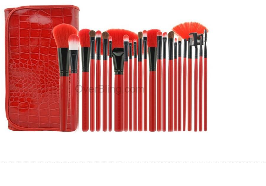Кисти для макияжа OverBling 24 , & U10002