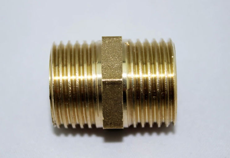 China factory brass pipe fitting plumbing material