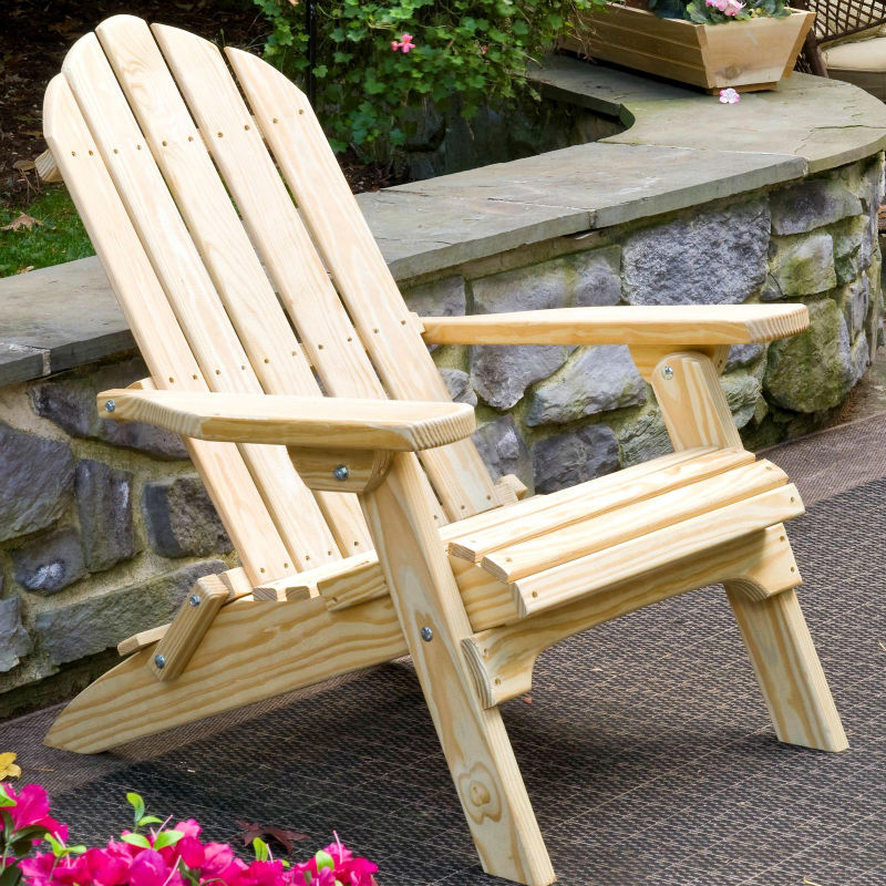 en bois chaise adirondack plans chaises en bois id de produit 1825433072. Black Bedroom Furniture Sets. Home Design Ideas
