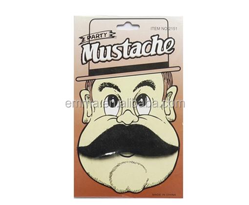 Fake Moustache Fancy Dress