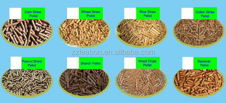 Types Of Wood Pellets ~ Leabon company supplier biomass fuel paper pellet making