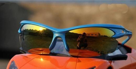 красочные объектив новых велосипедов Велоспорт солнцезащитные очки солнцезащитные очки очки защита велосипеда