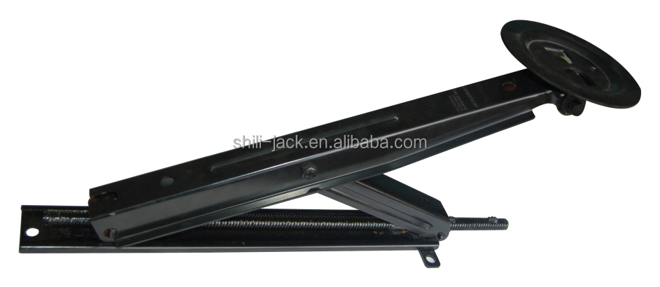 ST-150E 450KG Mechanical Jack, Racing Car Jack, Black Jack