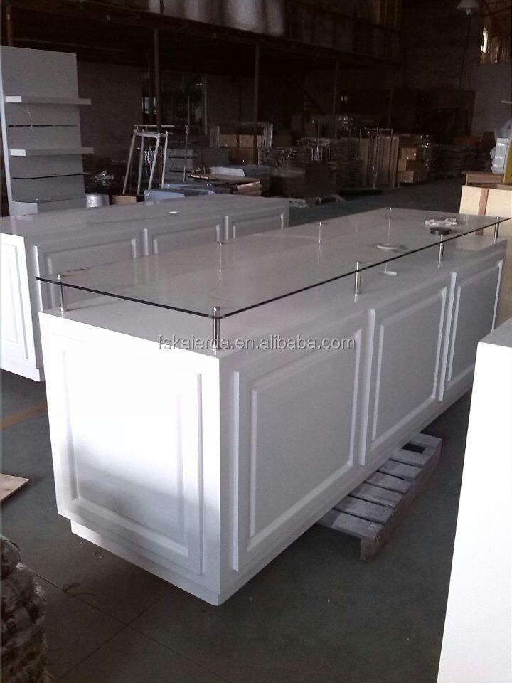modern optical shop counter design view shop counter