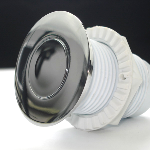 whirlpool accessoires baignoire mince bouton poussoir pour hydro spa massage tous les. Black Bedroom Furniture Sets. Home Design Ideas