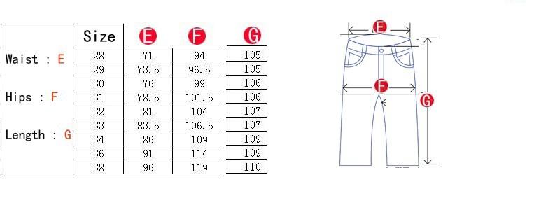 Мужские штаны Polousa 208/43