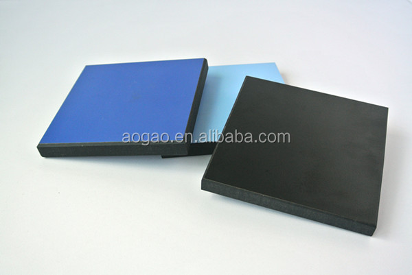 12mm solid color compact laminate