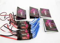 Запчасти и Аксессуары для радиоуправляемых игрушек MYSTERY 4 30 Brushless ESC 2 BEC FD30A
