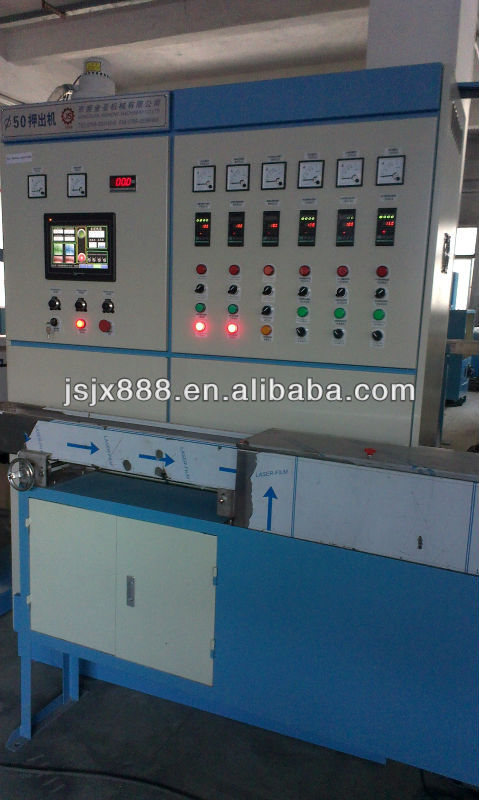 60 PVC/NYLON wire and cable making machine
