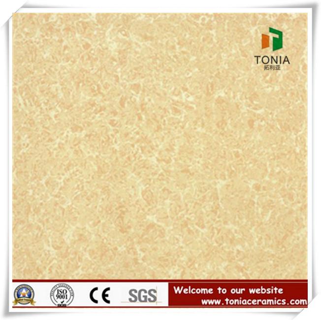 Beige Color Terracotta Glazed Rustic Floor Tiles In