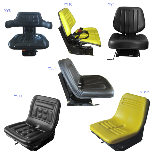 Ls Tractor Seat Replacements : China seat cushion matching grammer ls h ar black