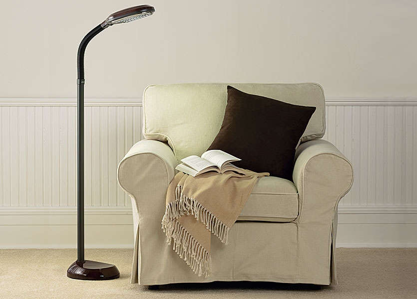 home goods reading floor lamp writing floor lamp study floor lamp. Black Bedroom Furniture Sets. Home Design Ideas
