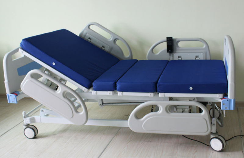 Hill rom icu electric used hospital bed for sale buy icu for Beds for sale uk