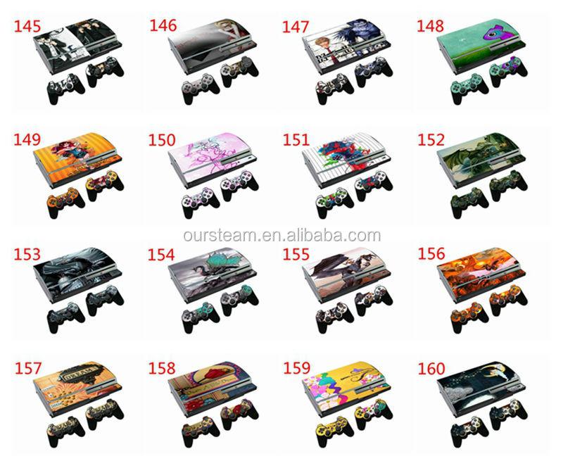 PS3 Skin Sticker 10