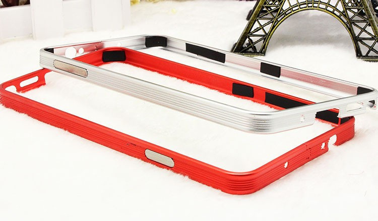 Ultra Thin Metal Aluminum Bumper For Note 3 N9000 (35)