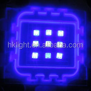 factory price 10w 450nm high power royal blue led