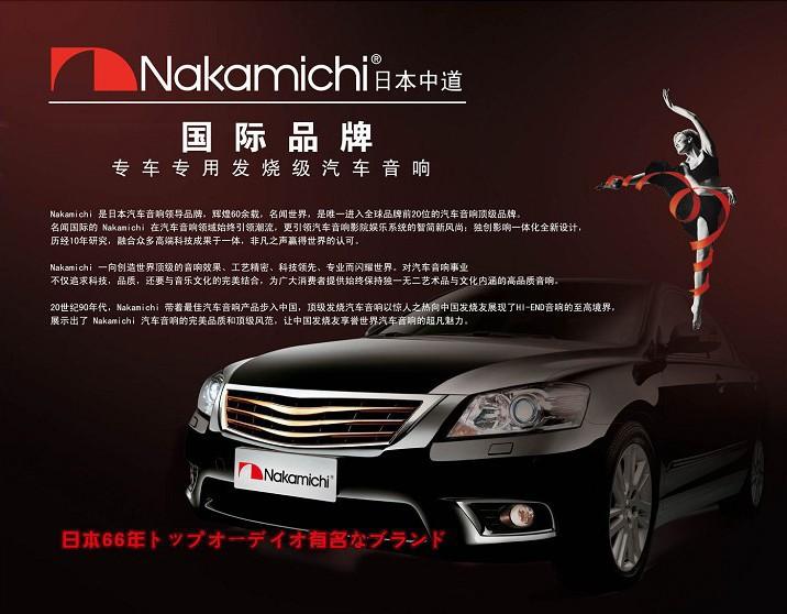 Nakamichi NSE6 6.5