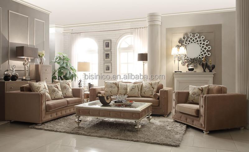 Retro British Style Royal Furniture Luxury Living Room Sofa Set Buy Sofa Se