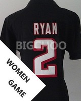 Женская футболка для американского футбола 2 Jones lady football jerseys