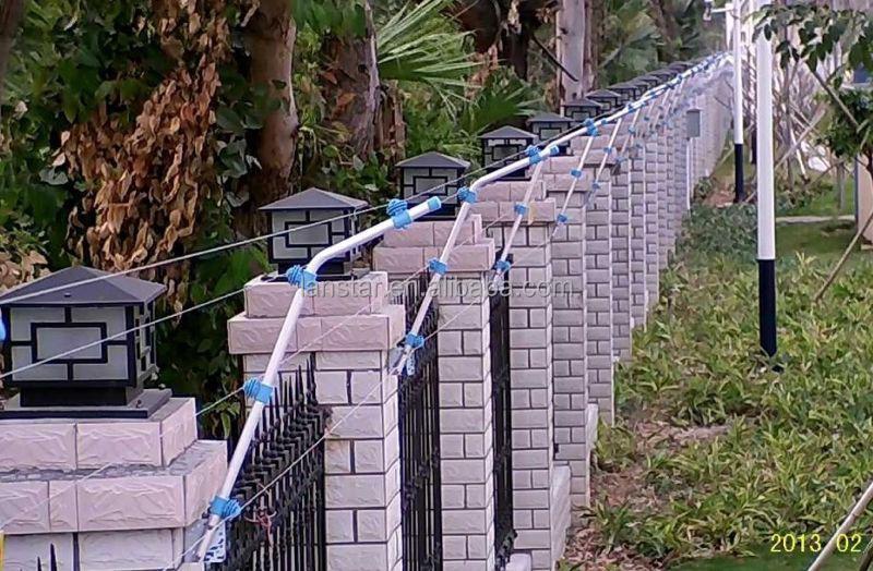 Seguridad lanstar residencial cerca eléctrica energizer vallado ...