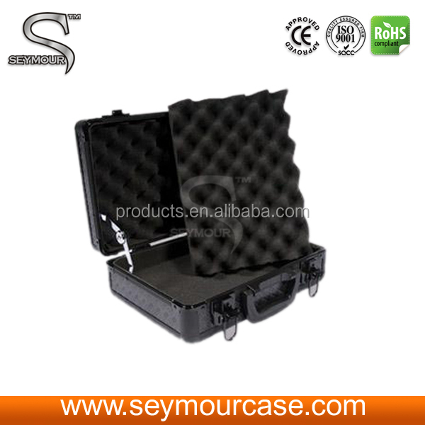 Wholesale Gun Cases SP-1 Pistol Case Aluminum Gun Case Leather Gun Case