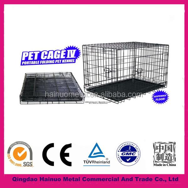 2014 New style galvanized steel dog kennel